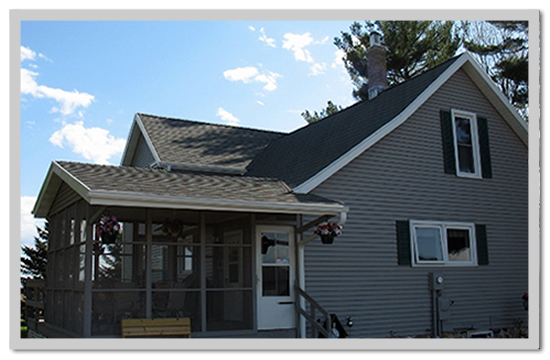 Cabinets and Steel Shingle Roofing Colby, WI